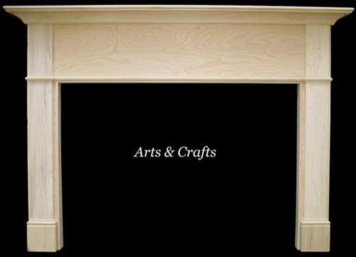 The Arts & Crafts Mantel