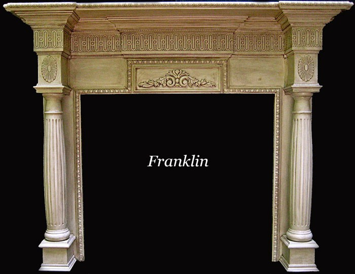 The Franklin Mantel