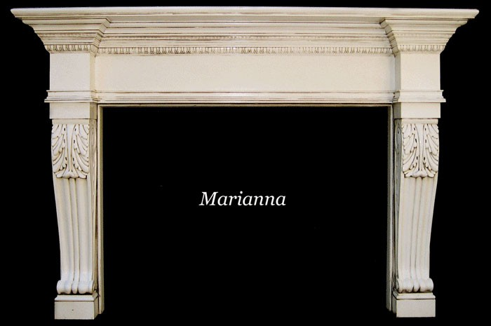 The Marianna Mantel