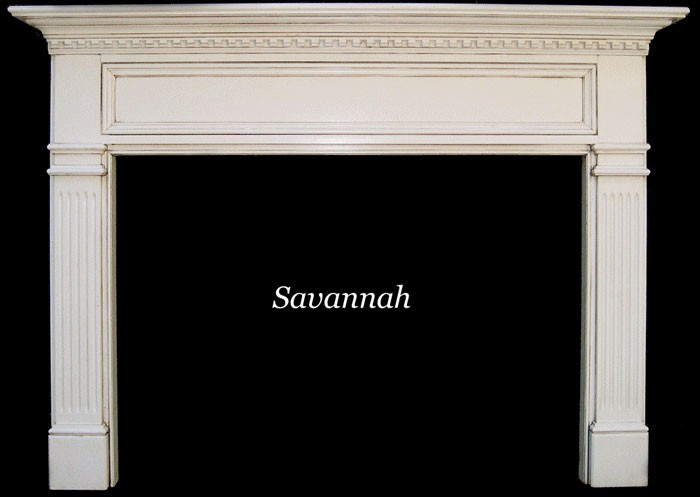 The Savannah Mantel