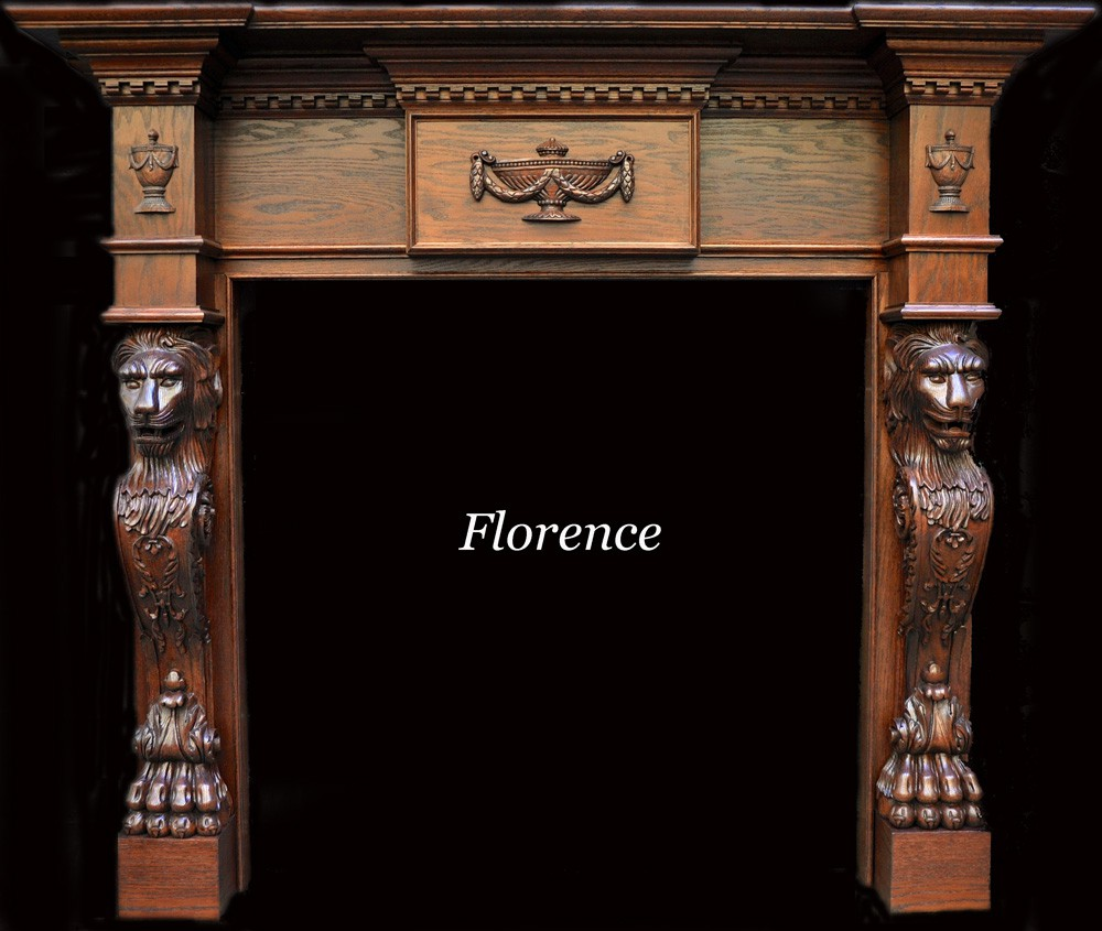 The Florence Mantel