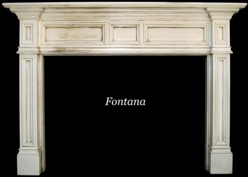 The Fontana Mantel