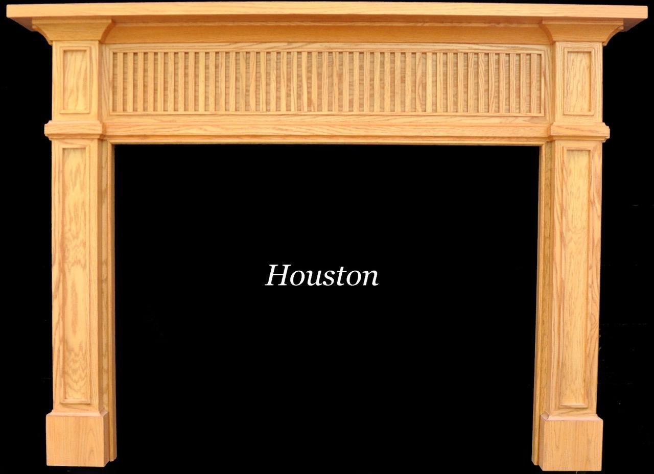 The Houston Mantel