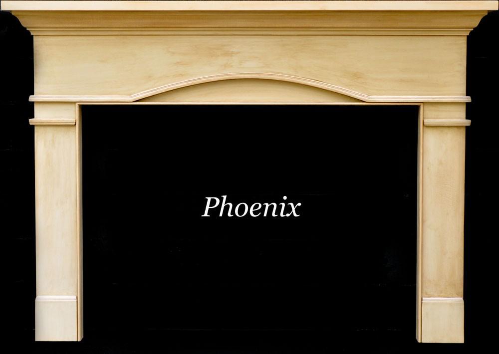 The Phoenix Mantel