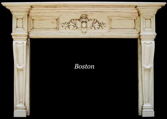 The Boston Mantel