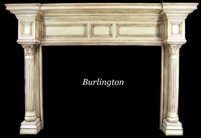 The Burlington Mantel