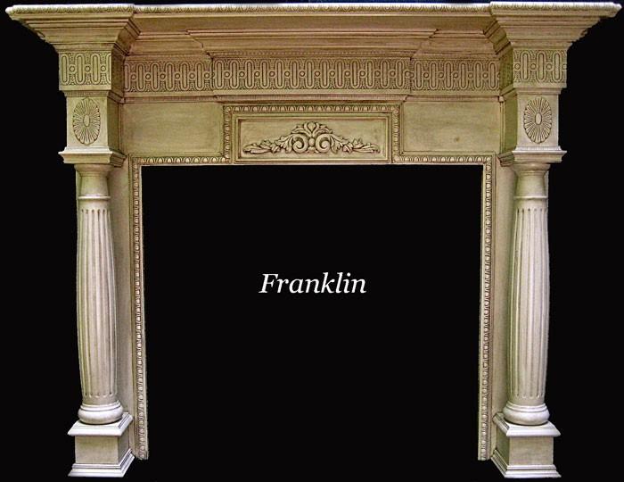 The Franklin Mantel