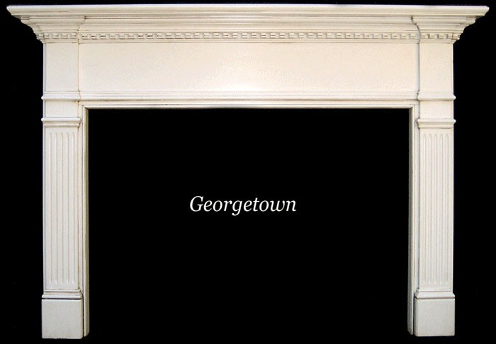 The Georgetown Mantel