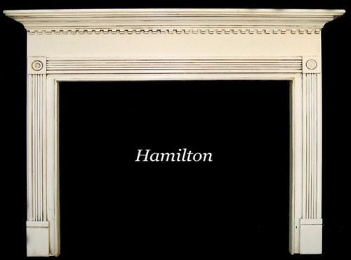 The Hamilton Mantel