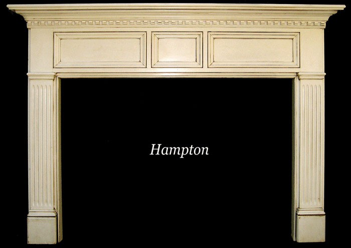 The Hampton Mantel