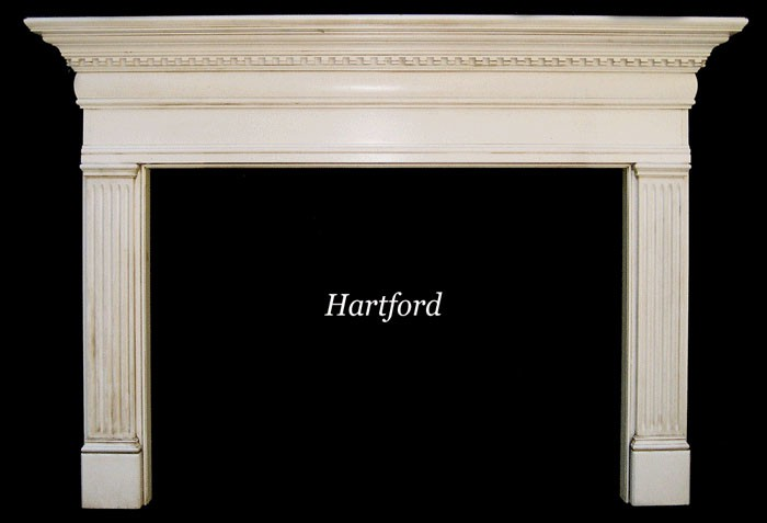 The Hartford Mantel