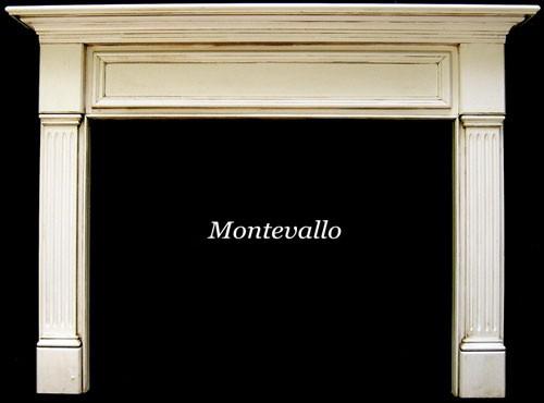 The Montevallo Mantel