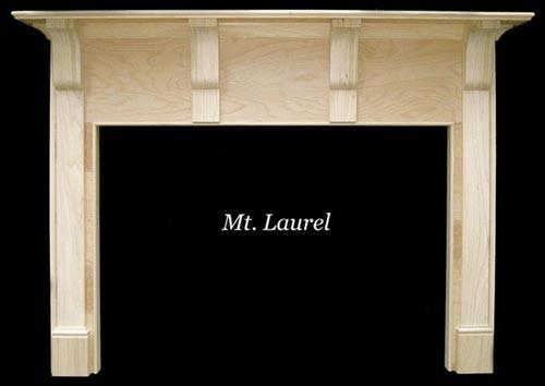 The Mt. Laurel Mantel