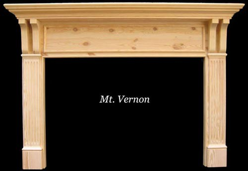 The Mt. Vernon Mantel