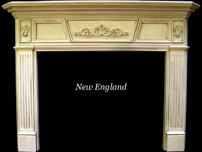 The New England Mantel
