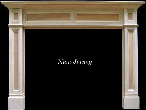 The New Jersey Mantel