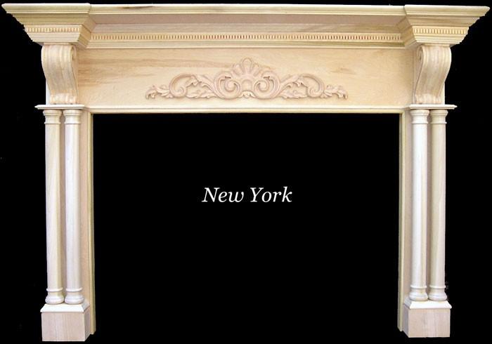 The New York Mantel