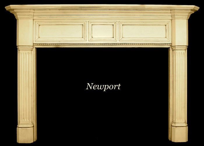 The Newport Mantel
