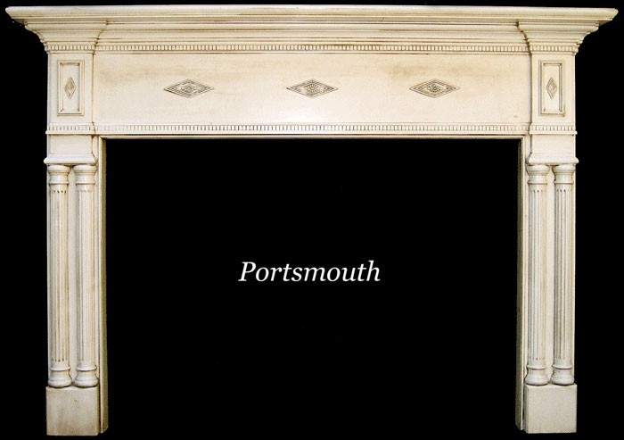 The Portsmouth Mantel