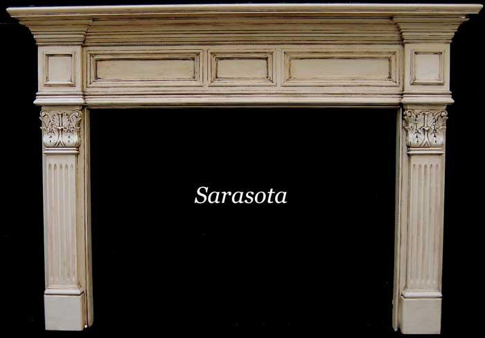 The Sarasota Mantel