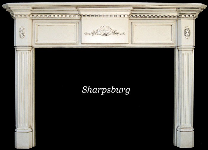 The Sharpsburg Mantel