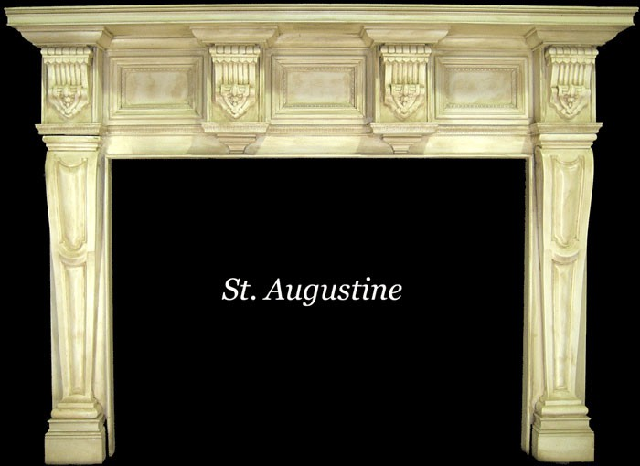 The St. Augustine Mantel