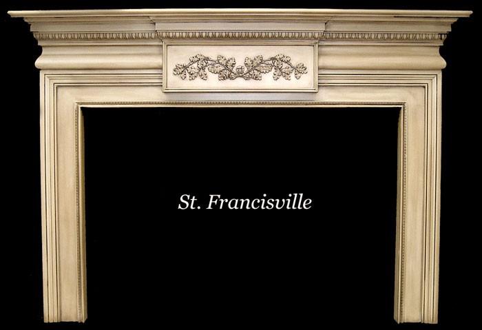 The St. Francisville Mantel