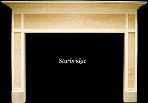 The Sturbridge Mantel