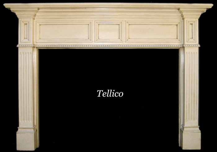 The Tellico Mantel