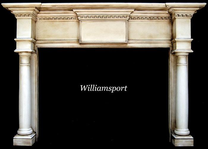 The Williamsport Mantel