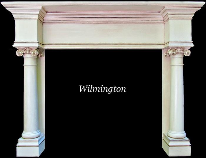 The Wilmington Mantel